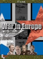 War In Europe (Win): Computer Edition