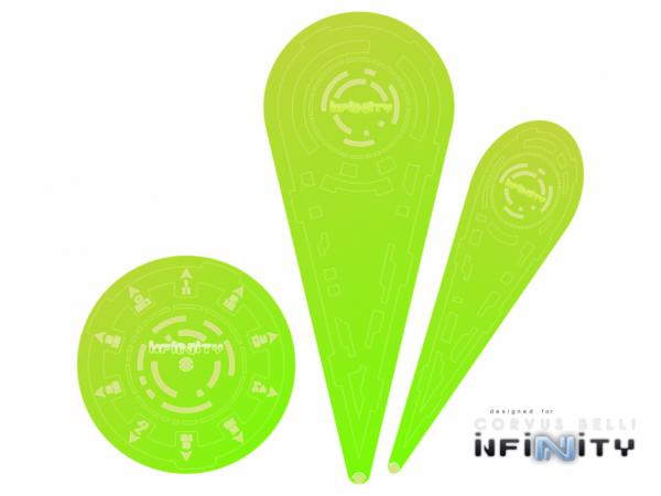 Infinity Templates - Green (3)