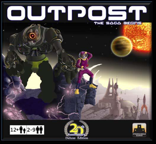 Outpost: The Saga Begins