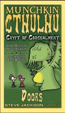 Munchkin Cthulhu: Crypts Of Concealment