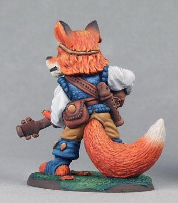 Critter Kingdoms: Fox Bard
