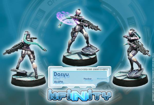 Infinity (#291) ALEPH: Dasyus (Hacker) (1)