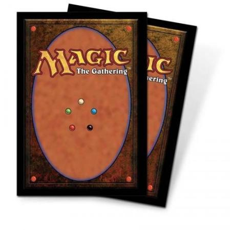 Magic The Gathering: Oversized Magic Card Back Deck Protectors