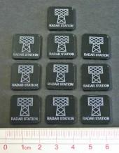 Tokens & Templates: Radar Station Tokens