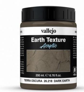 Stone Effects: Dark Earth Effect