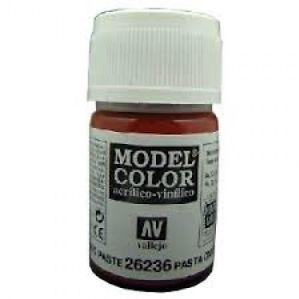 Pigment Series: Red Oxide Paste (30ml)