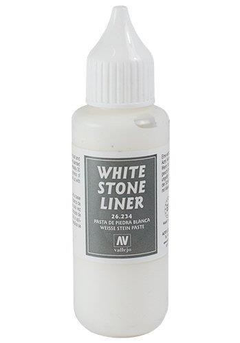 Pigment Series: White Stone Liner (35ml)
