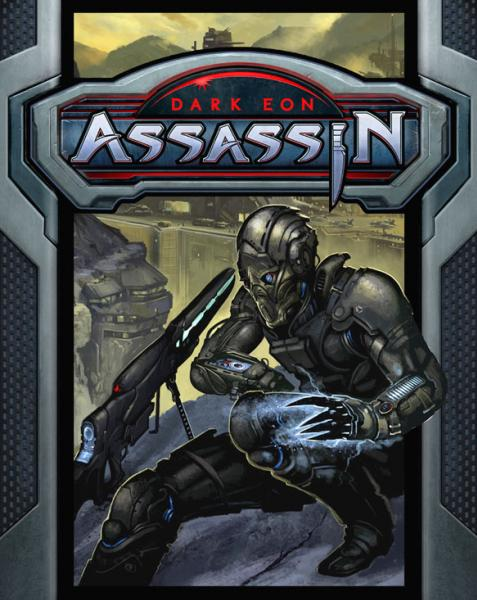 Dark Eon Assassin: Tyrant Of Acheron (Solitaire Boardgame)