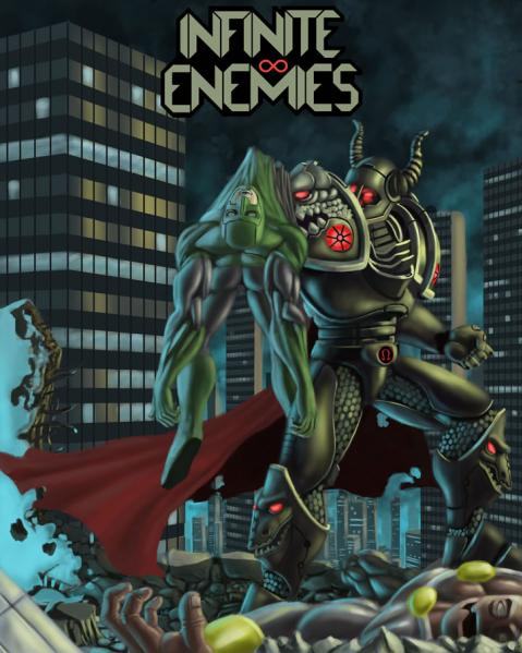 Infinite Enemies: Infinite Power Companion Book