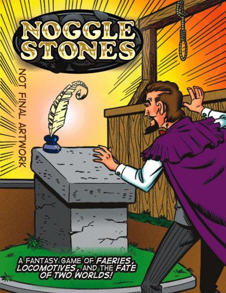 Noggle Stones Fantasy Role-Play