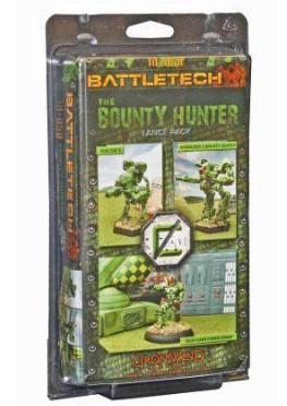 BattleTech Miniatures: The Bounty Hunter Set