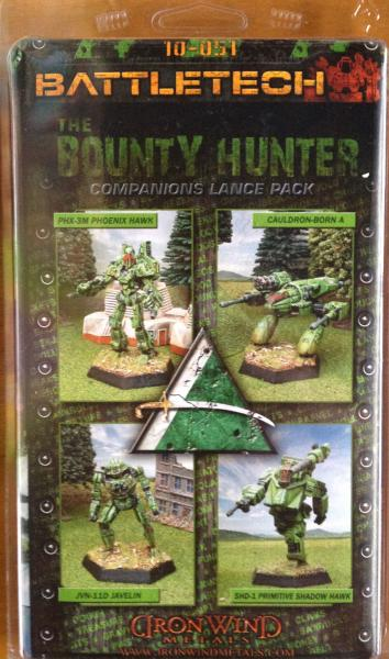 Bounty Hunter Companion Mechs (4)