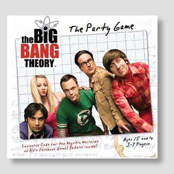 The Big Bang Theory Party Game!
