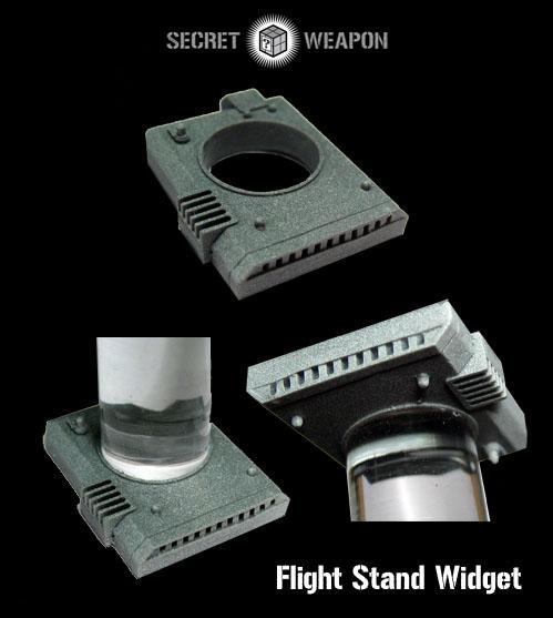 5'' Flight Stand Widget