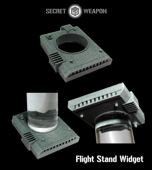 2'' Flight Stand Widget