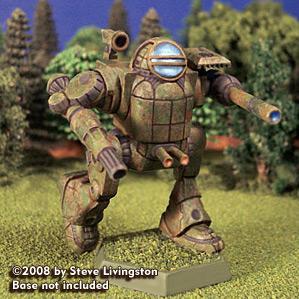 BattleTech Miniatures: Mackie MSK-6S