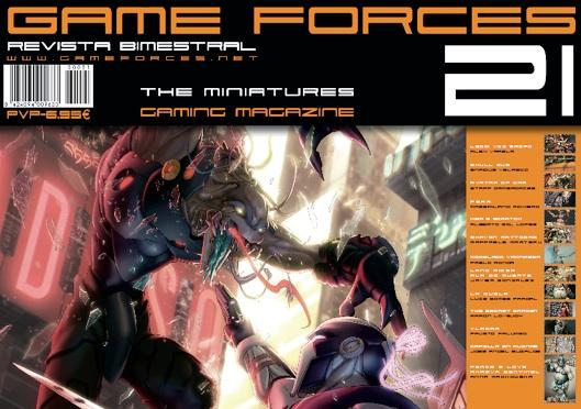 Game Forces Magazine Issue 21 (Spanish with English Translation)