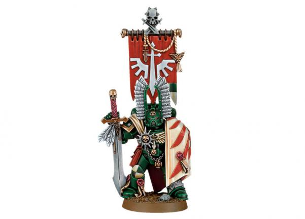 Citadel Finecast Resin: Dark Angels Company Master