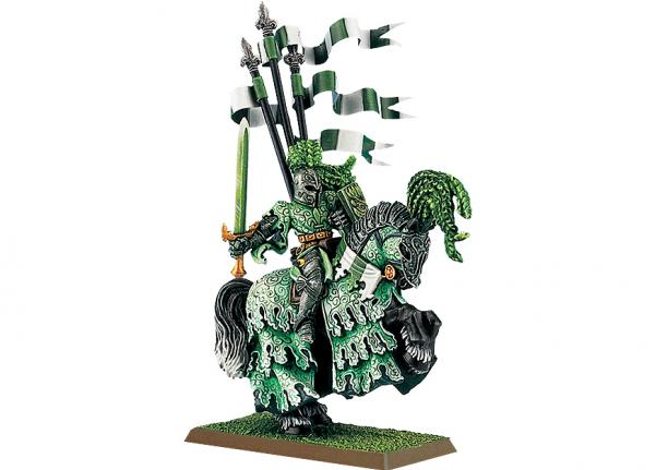 Citadel Finecast Resin: The Green Knight