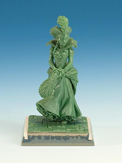 Freebooter Miniatures: Comtessa