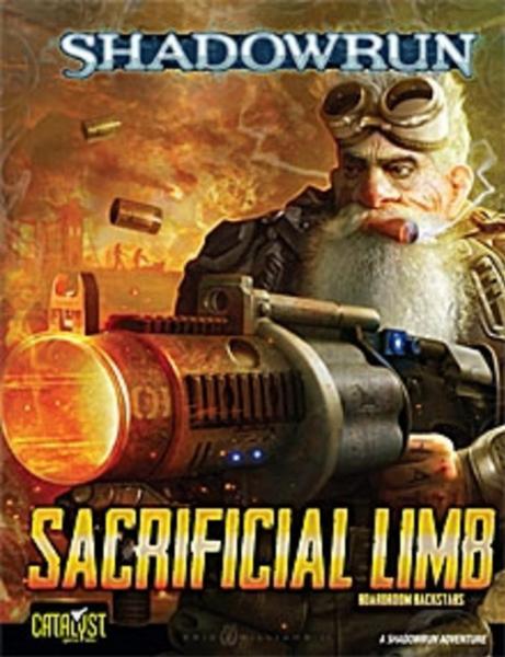 Shadowrun: Sacrificial Limb - Boardroom Backstabs #2