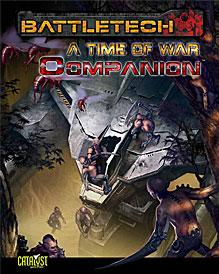 Classic BattleTech: A Time of War Companion