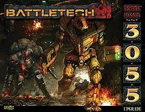 Classic BattleTech: Tech Readout: 3055 Upgrade