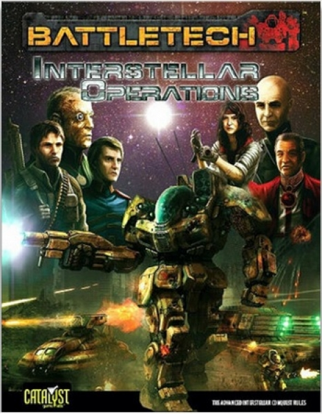 Interstellar Operations