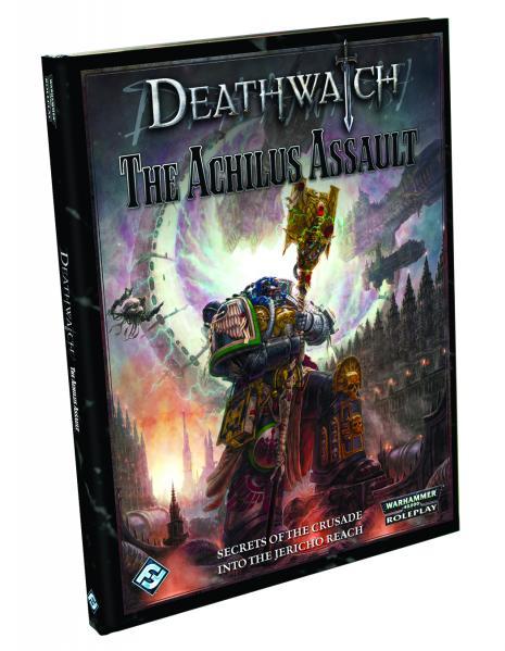 Deathwatch RPG: Achilus Assault