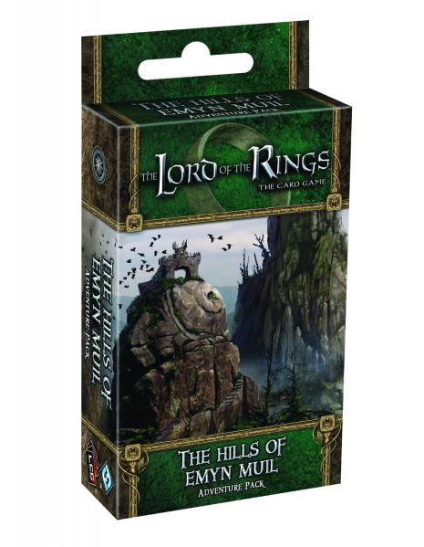 Lord of the Rings LCG: The Hills of Emyn Muil Adventure Pack