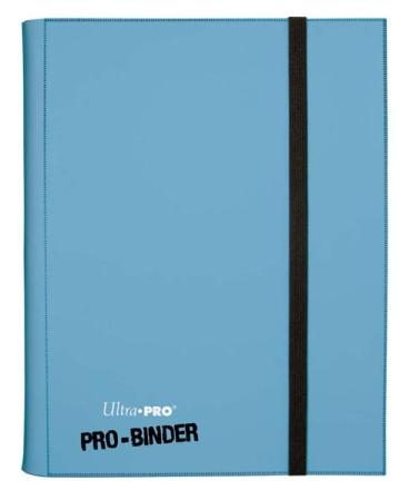 Ultra Pro: Pro Binder (Light Blue)