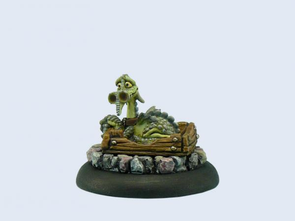 28mm Discworld Miniatures: Errol (1)