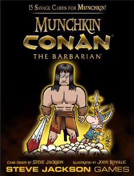 Munchkin: Conan The Barbarian (Booster Pack)