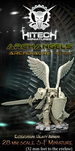 (Archangels) Archdiacre Michael