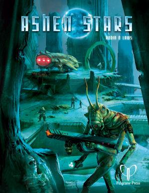 Ashen Stars RPG (Hardback)