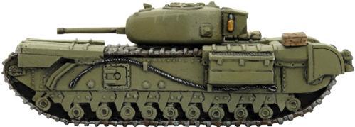 Flames Of War (WWII): (British) Churchill Platoon