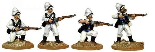 28mm March or Die: Legion in Sun Helmets