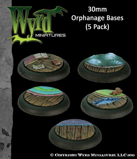 (Bases) Orphanage 30mm
