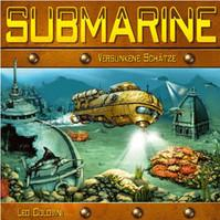 Submarine: Search For The Mysterious Artifacts