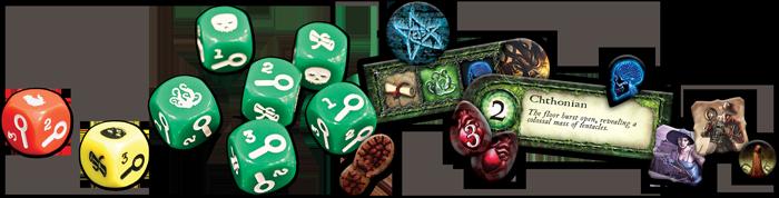 Elder Sign: Core Game