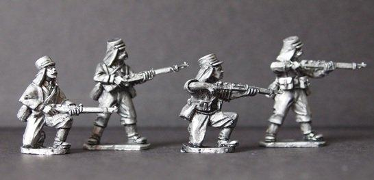 28mm March or Die: Legion in Kepi