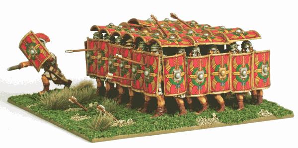 Hail Caesar: Imperial Roman Testudo