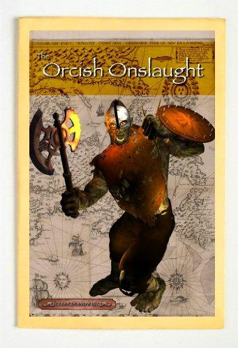 28mm Orcs: The Orcish Onslaught