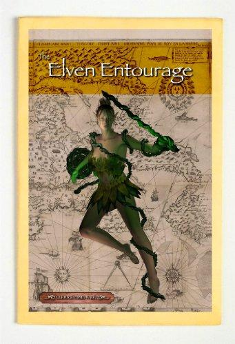 28mm Elves: The Elven Entourage