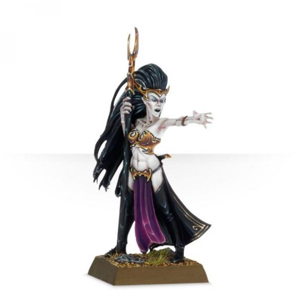 Age of Sigmar: Sorceress