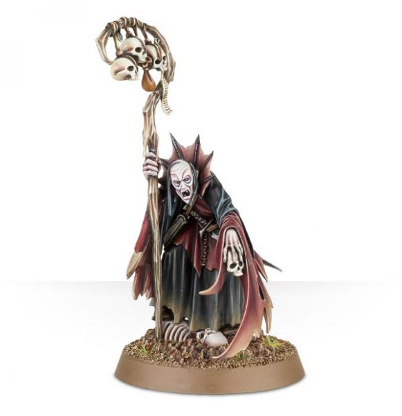 Age of Sigmar: Necromancer