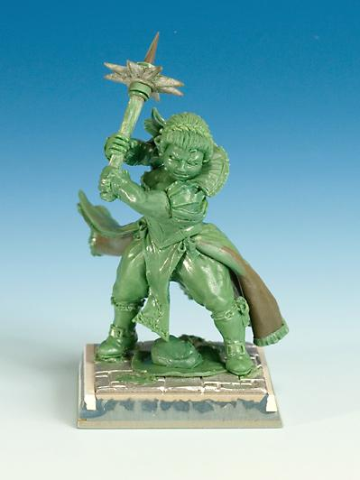 Freebooter Miniatures: Maid