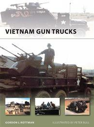 [New Vanguard #184] Vietnam Gun Trucks