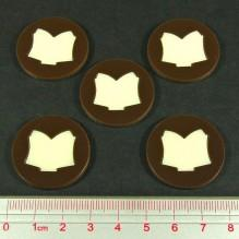 Steampunk Horror Tome Tokens