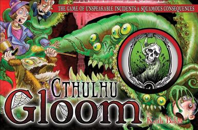 Cthulhu Gloom: Core Game